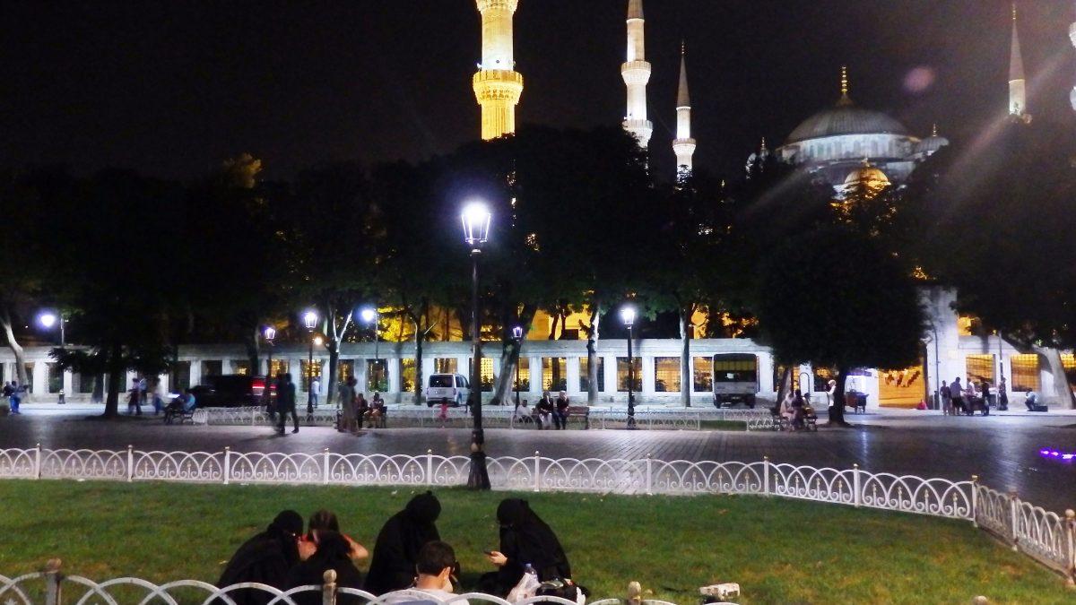 Long week end à Istanbul