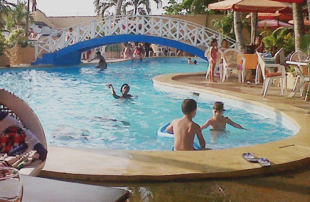 Après-midi piscine au Wafou – Biétry