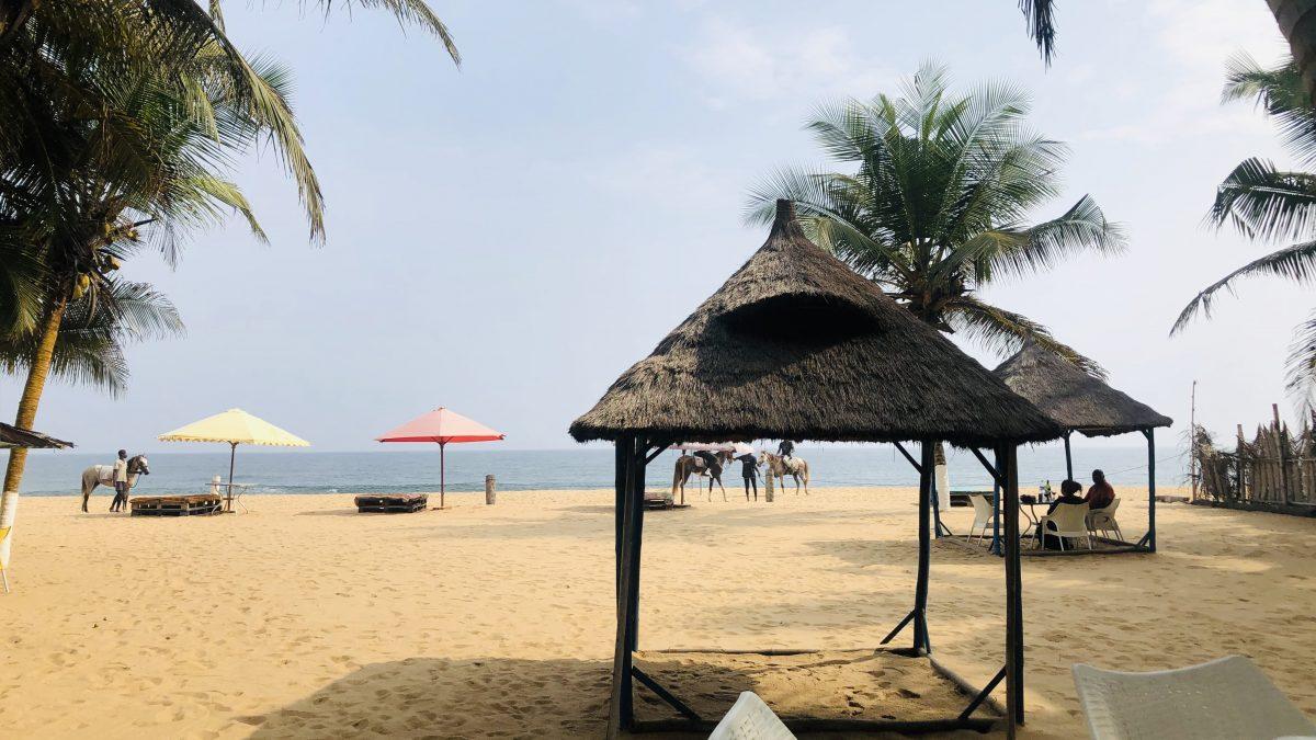 @Mitsou Beach Club – Bassam