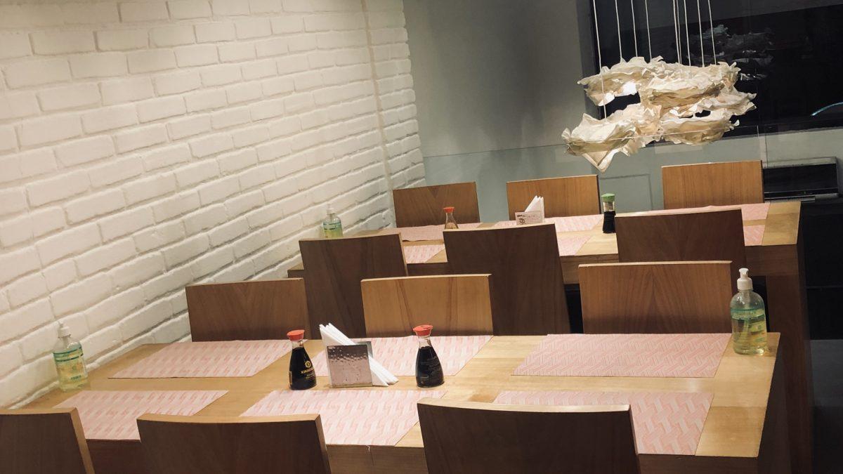 @Oishi Sushi – 2 Plateaux
