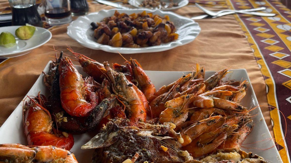 Déjeuner @Paradis Tropical – Grand Bassam